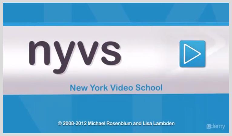 Storytelling in Video Basics Screenshot