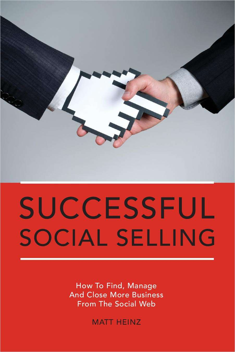 Successful Social Selling Screenshot