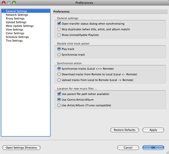 Audio Software, MP3 Recording Software Screenshot