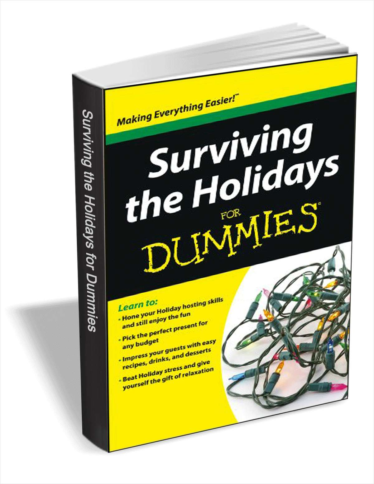 Surviving the Holidays For Dummies ($0.99 Value) FREE For a Limited Time Screenshot