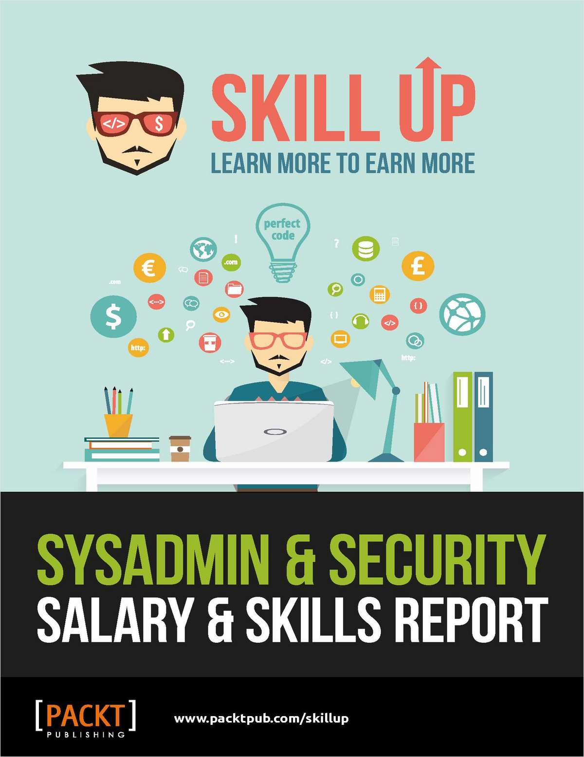 System Administration & Security - Salary & Skills Report Screenshot
