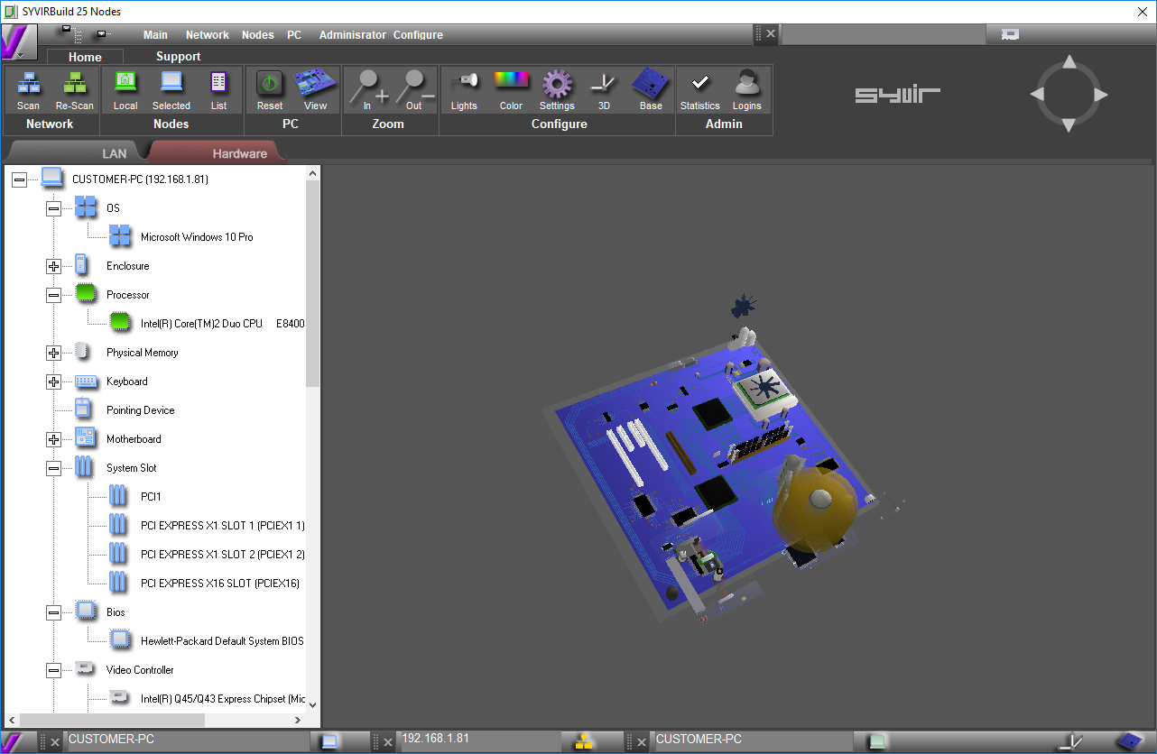 SyvirBuild2 Screenshot