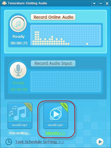 Audio Software, Recording Studio Software Screenshot