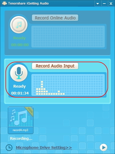 Tenorshare iGetting Audio Screenshot 8