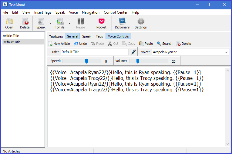 text aloud full download