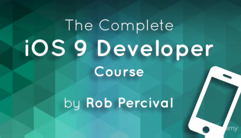 The Complete iOS 9 Developer Course - Build 18 Apps Screenshot