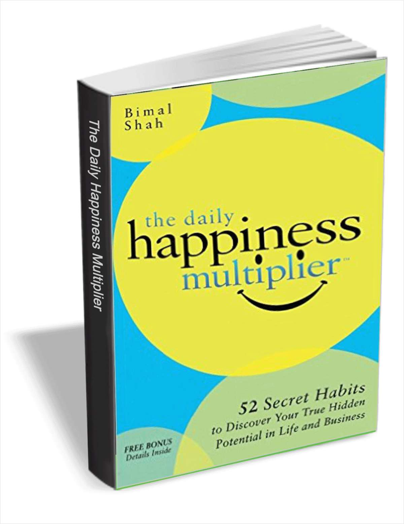 The Daily Happiness Multiplier (a $10.78 value) FREE for a limited time! Screenshot