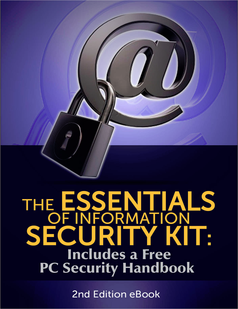 The Essentials of Information Security Kit: Includes a Free PC Security Handbook - 2nd Edition eBook Screenshot