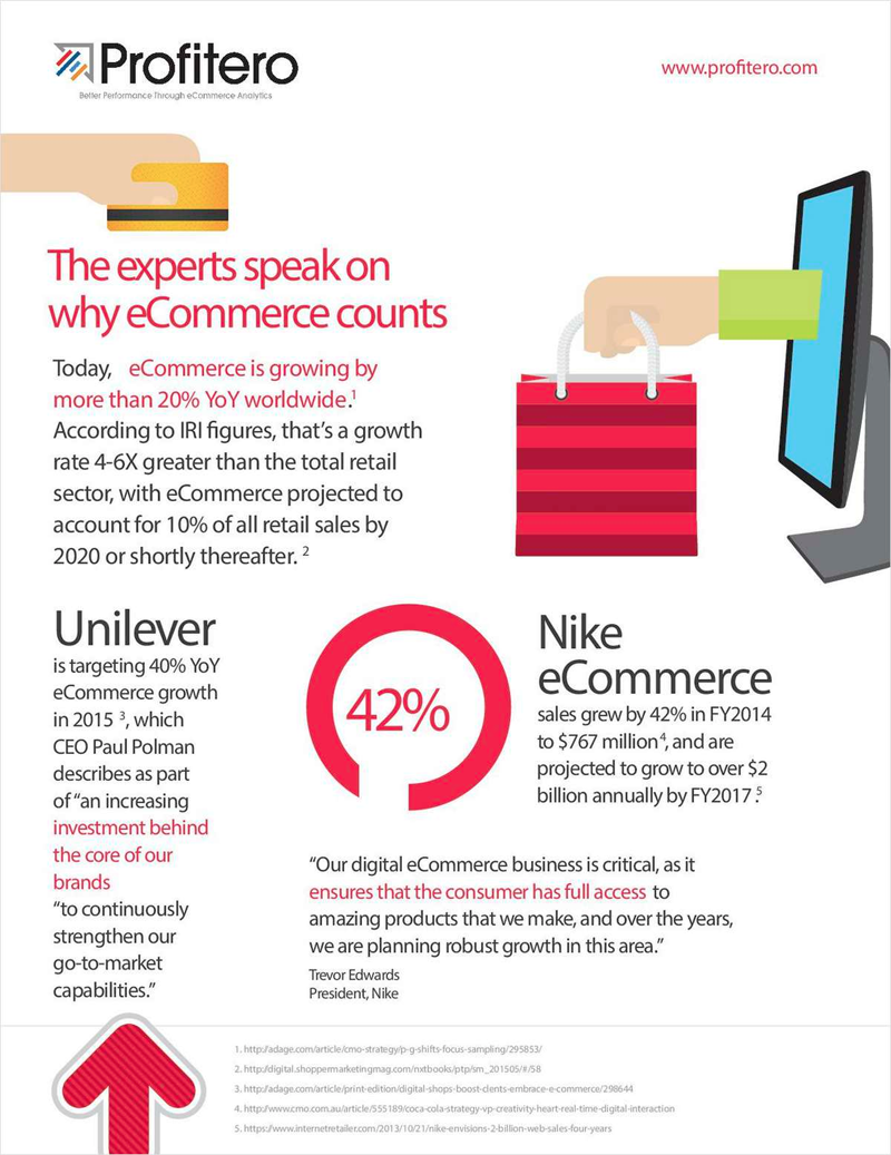 The Experts Speak On Why Ecommerce Counts Screenshot