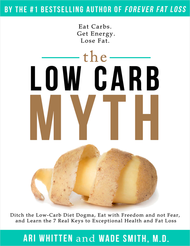 The Low Carb Myth (valued at $13.99) FREE! Screenshot
