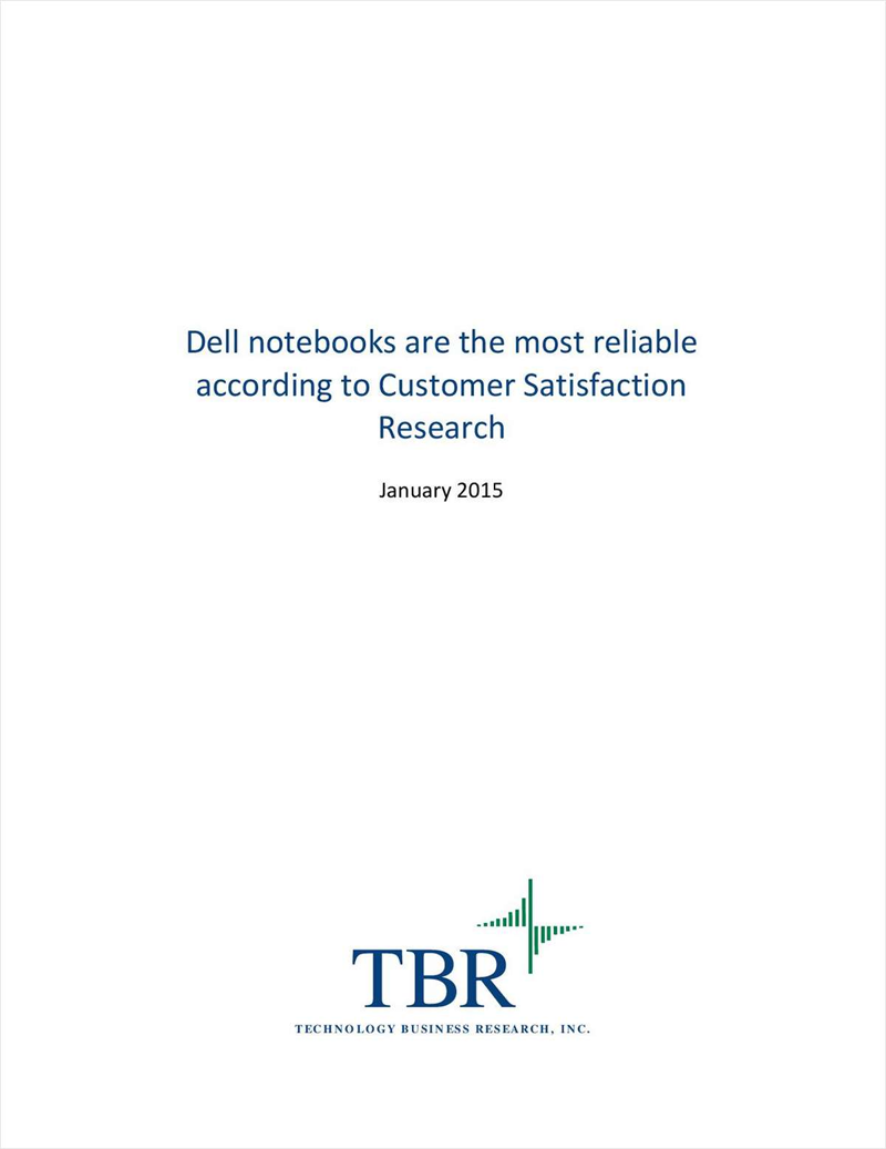 The Most Reliable Notebook According to Customer Satisfaction Research Screenshot