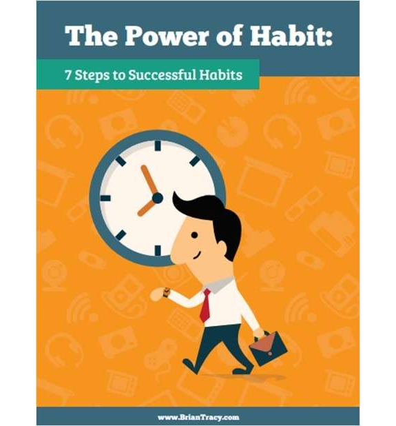 The Power of Habit - 7 Steps to Successful Habits Screenshot