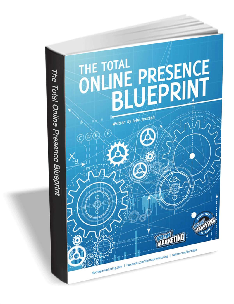 The Total Online Presence Blueprint Screenshot