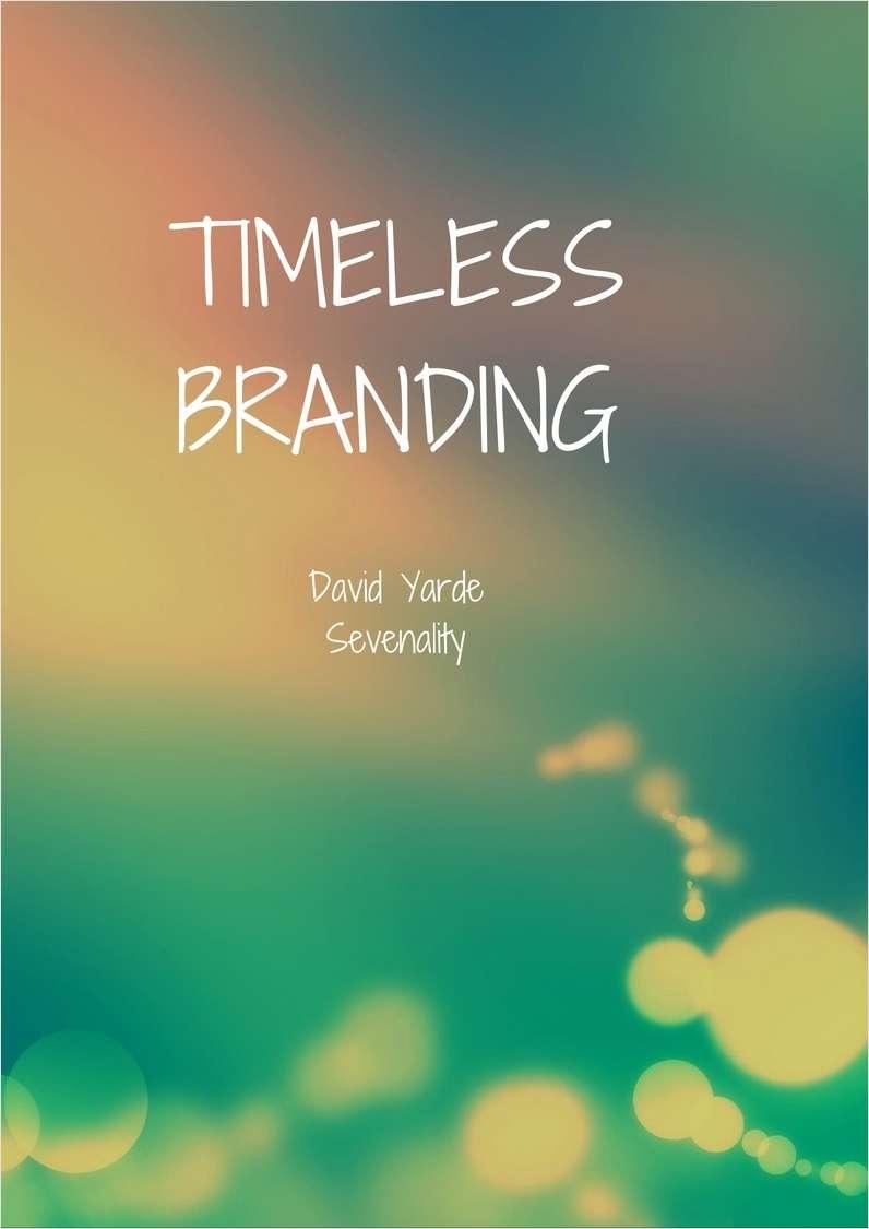 Timeless Branding Screenshot