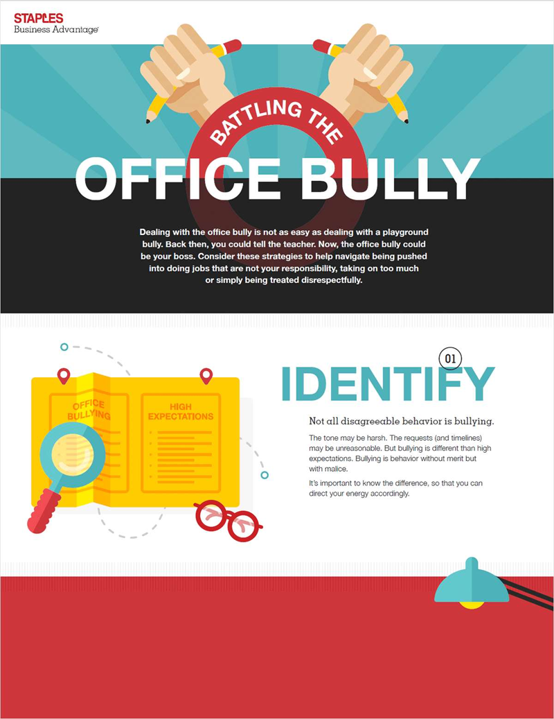 Tips for Standing Up to the Workplace Bully Screenshot
