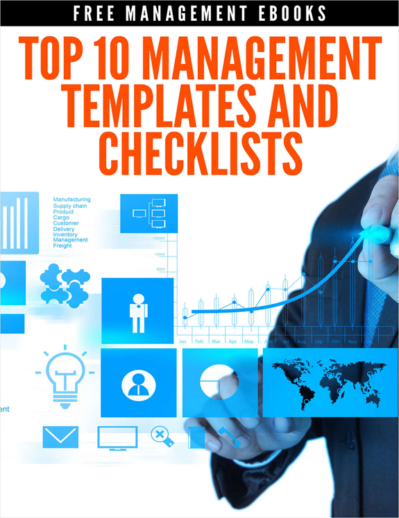 Top 10 Management Templates and Checklists Screenshot