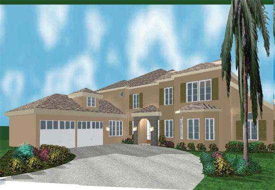 Total D Home And Landscape Design Suite