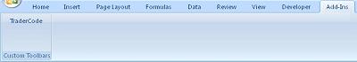 Finance Software Screenshot