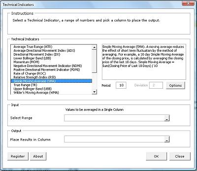 Finance Software, TraderCode Screenshot
