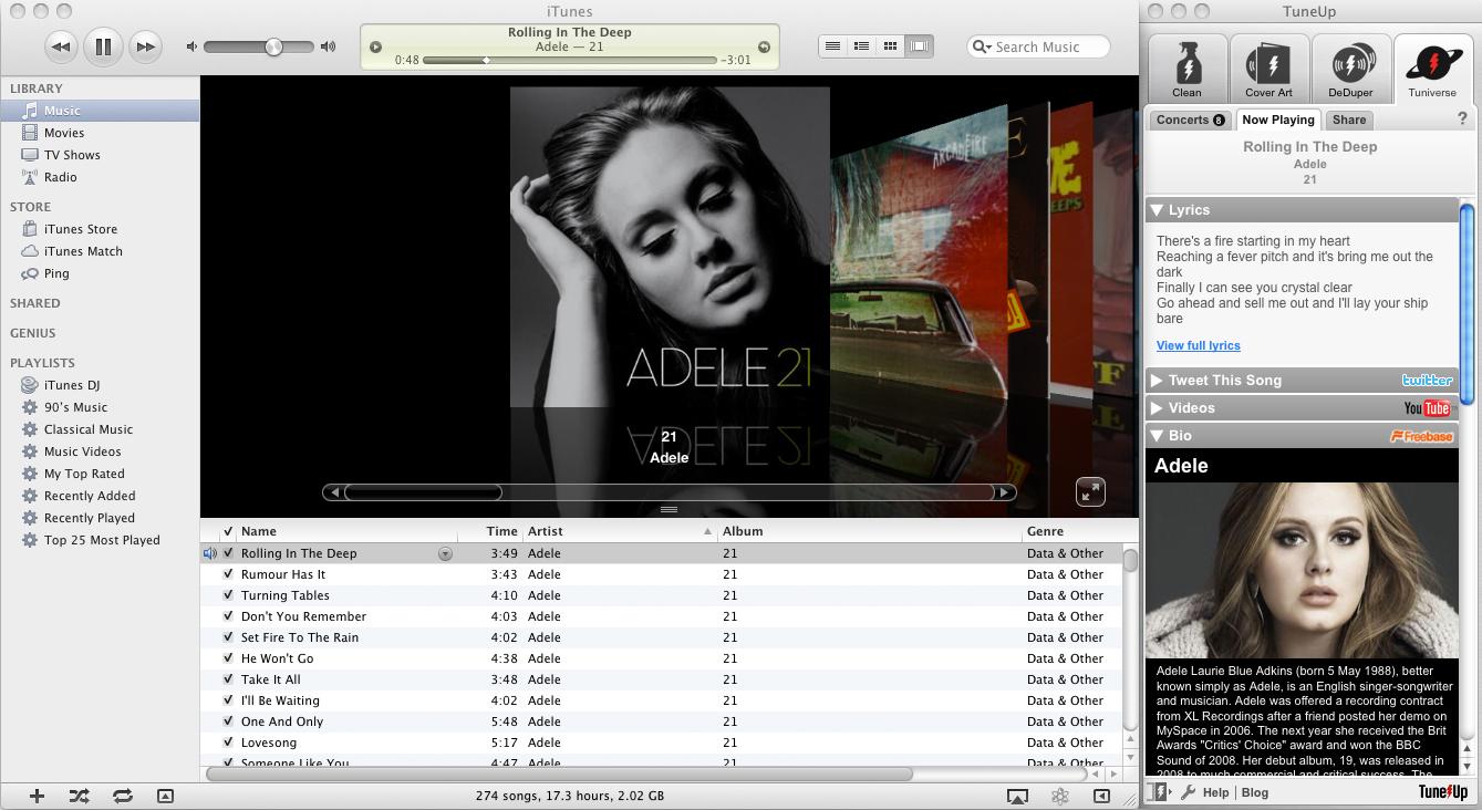 Audio Software, MP3 Tag Editing Software Screenshot