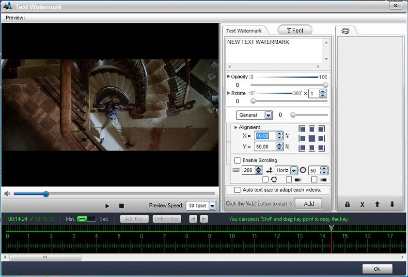 Watermark Software Screenshot
