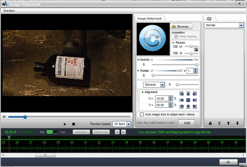 Design, Photo & Graphics Software, Watermark Software Screenshot