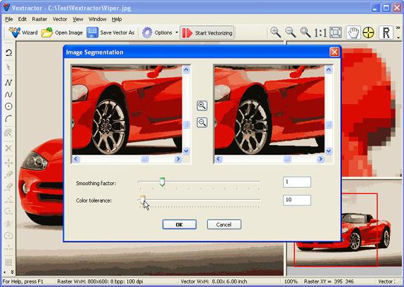 Vextractor Screenshot 8