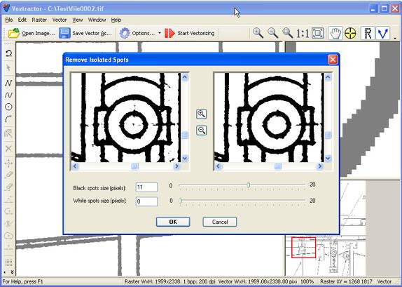 Vextractor Screenshot 9