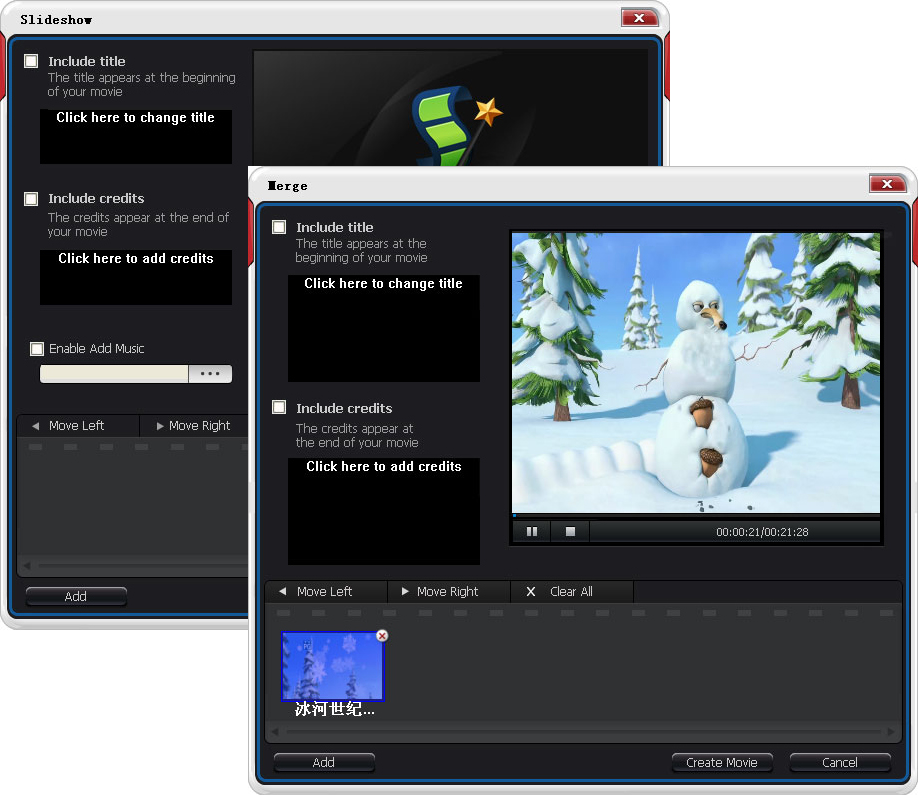 Video Magic Pro, DVD Ripper Software Screenshot