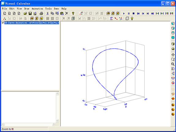 Visual Calculus Screenshot