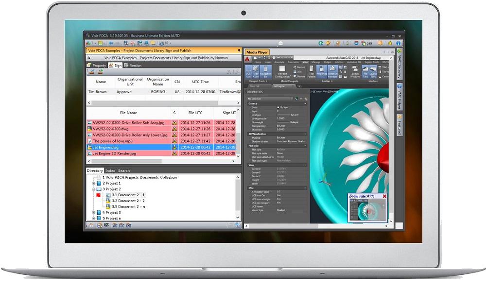 Vole PDCA Screenshot