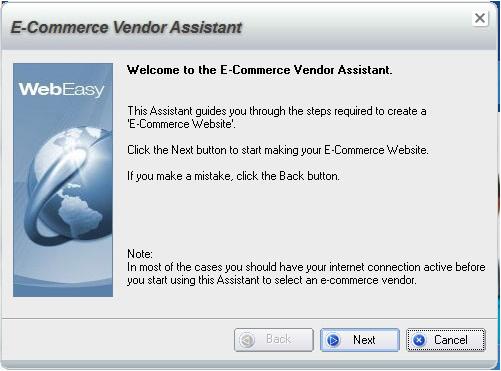 Web Easy 10 Professional HTML Editor Software Screenshot