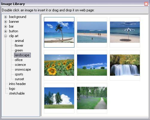 Web Page Maker, Development Software Screenshot