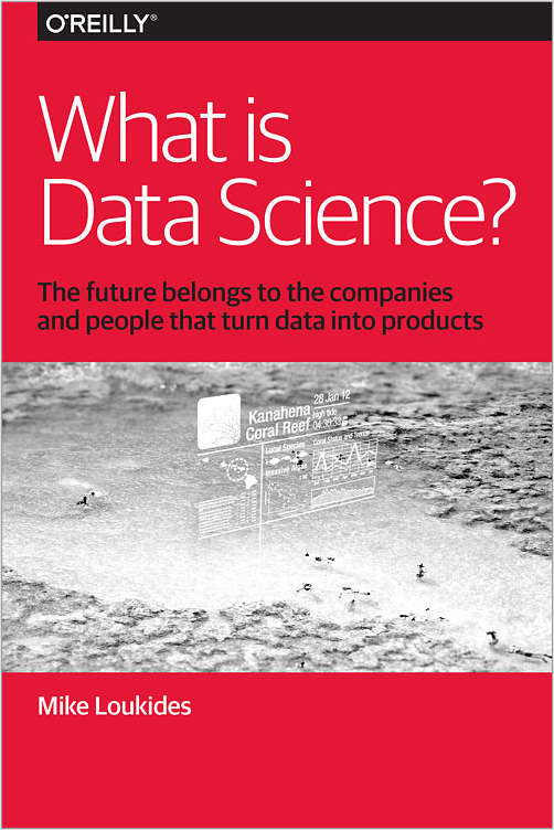 What is Data Science? Screenshot