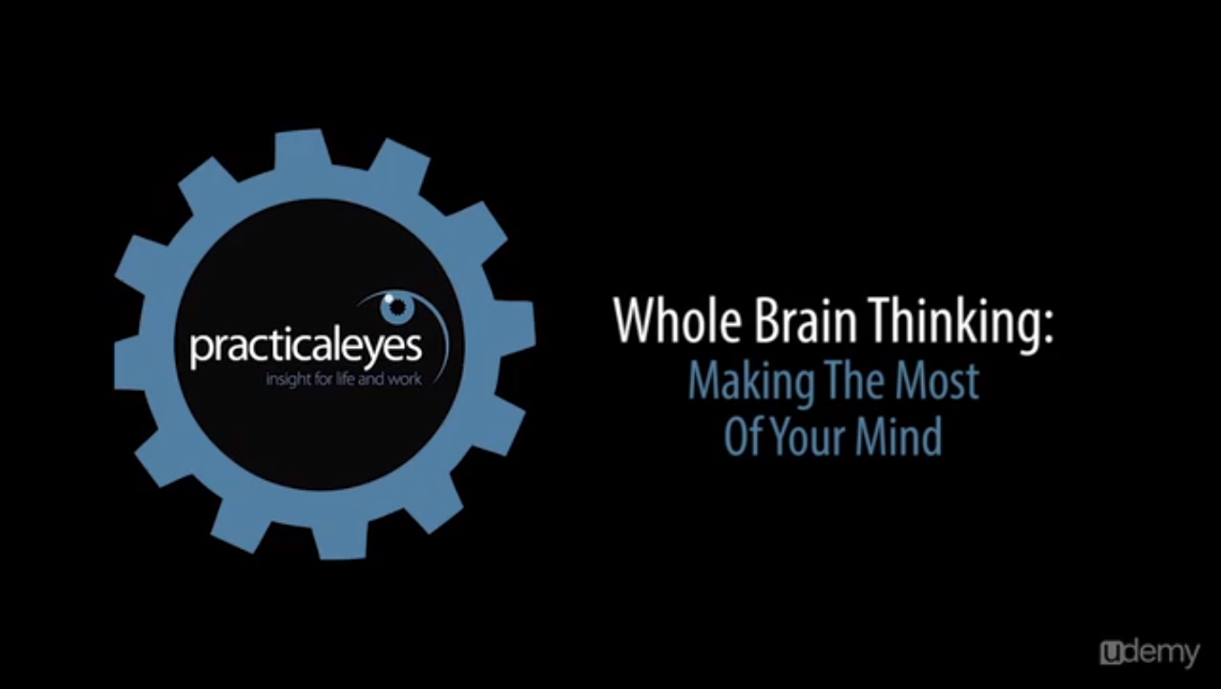 Whole Brain Thinking - How to make the most of your mind Screenshot