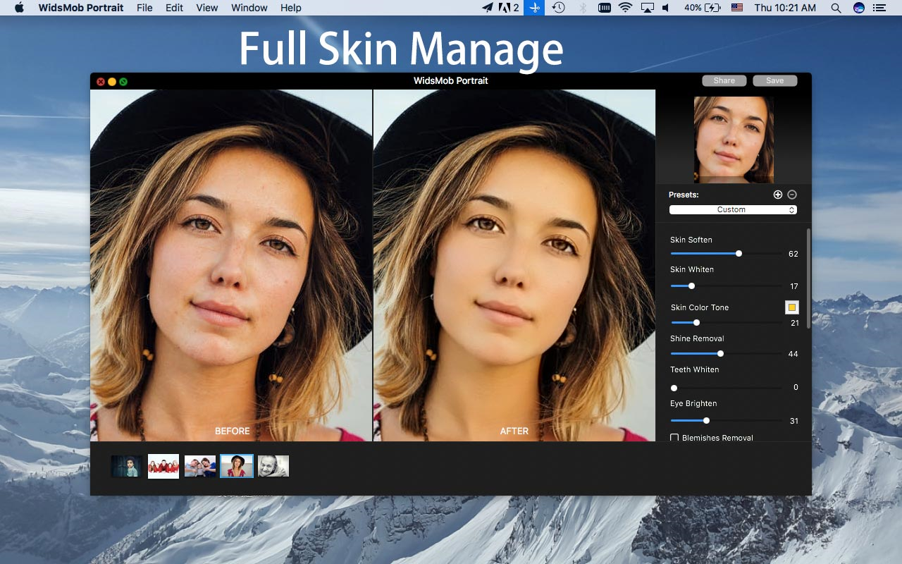 WidsMob Portrait Screenshot
