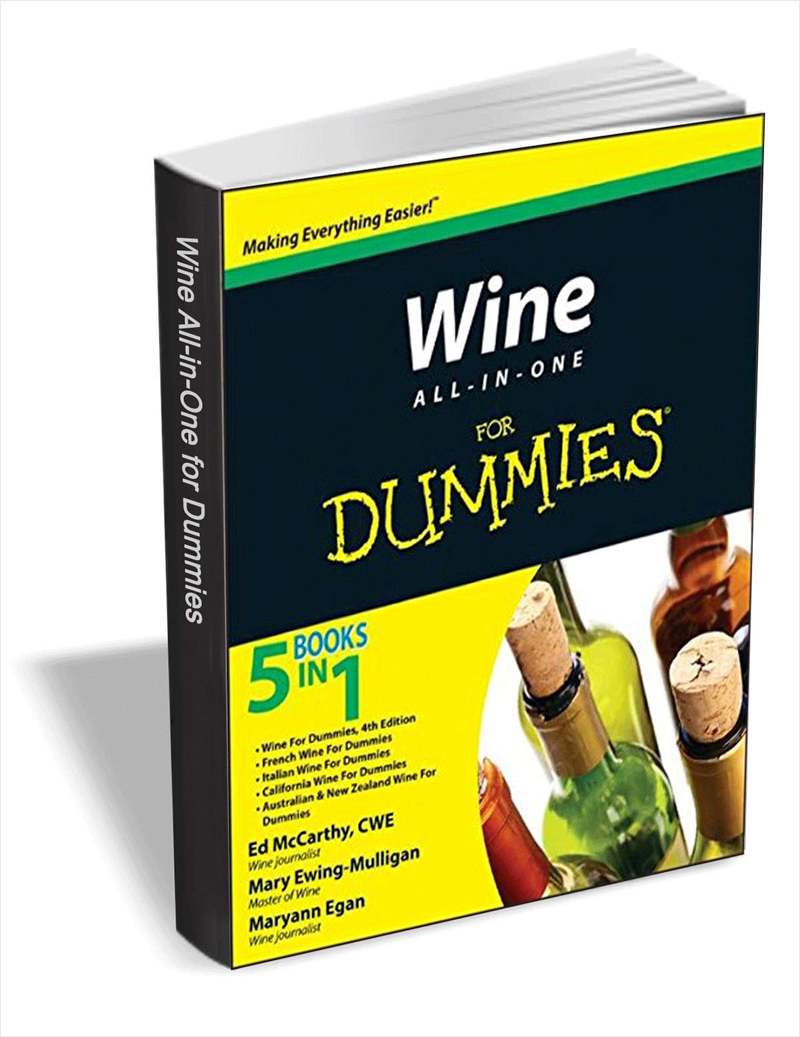 Wine All-In-One For Dummies ($16 Value) FREE For a Limited Time Screenshot