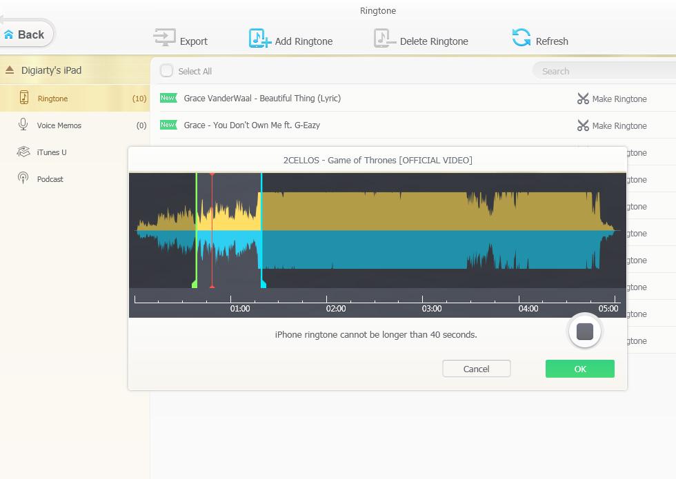 Software Utilities, WinX MediaTrans Screenshot