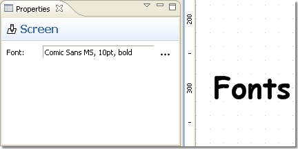 Development Software, WireframeSketcher Screenshot