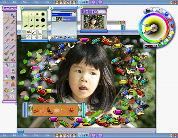Wizardbrush Screenshot