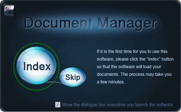 WonderFox Document Manager Screenshot
