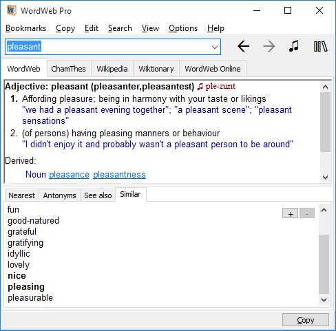 wordweb pro 6.8