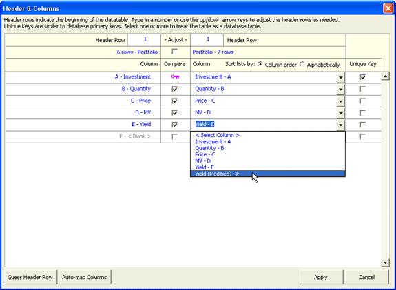 Workbook Compare, Excel Add-ins Software Screenshot