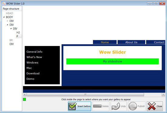 WOW Slider Unlimited Website License Screenshot 12