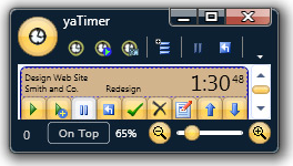 yaTimer Screenshot