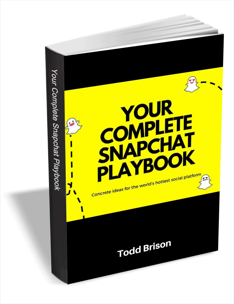 Your Complete Snapchat Playbook Screenshot