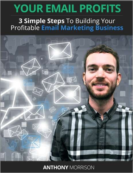 Your Email Profits - 3 Simple Steps to Building Your Profitable Email Marketing Business Screenshot