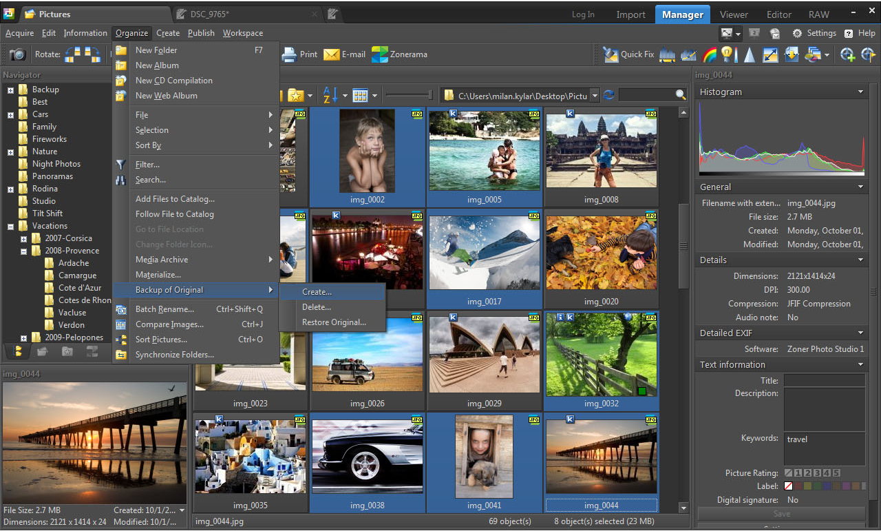 Design, Photo & Graphics Software, Image Viewer Software Screenshot