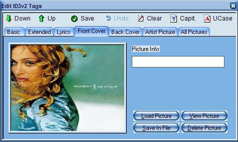 Zortam Mp3 Media Studio Pro, Audio Software, MP3 Recording Software Screenshot