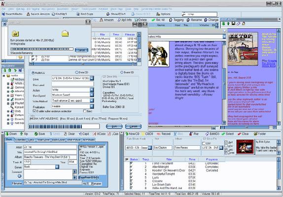 Zortam Mp3 Media Studio Pro, MP3 Recording Software Screenshot